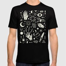Witchcraft Black MEDIUM Mens Fitted Tee