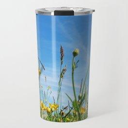 Buttercups Travel Mug