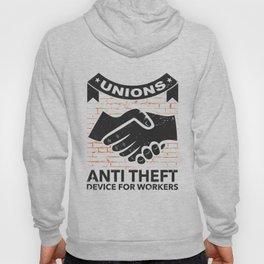 Labor Union of America Pro Union Worker Protest Light Hoody