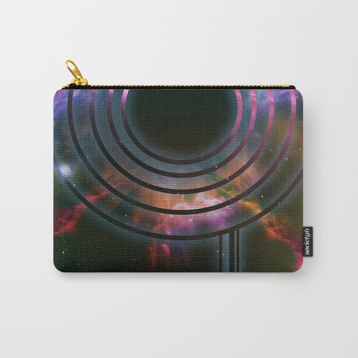 Wall of Space Carry-All Pouch