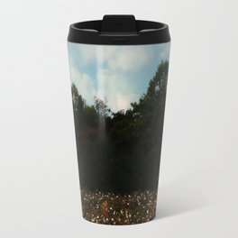 Cotton Field Travel Mug