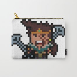 The League of Draven Carry-All Pouch