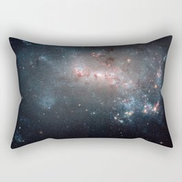 Starburst - Captured by Hubble Telescope Rectangular Pillow