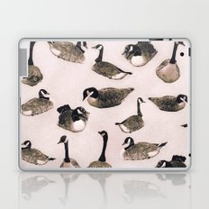 BIRD - PINK Laptop & iPad Skin