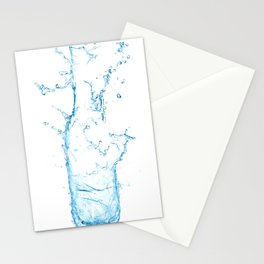 water 2 Stationery Cards