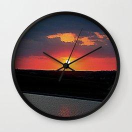 17ne037 Wall Clock