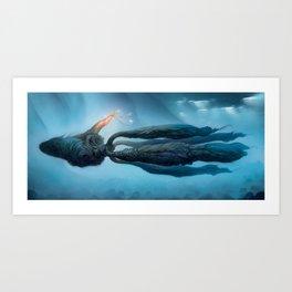 Marumoddra Art Print