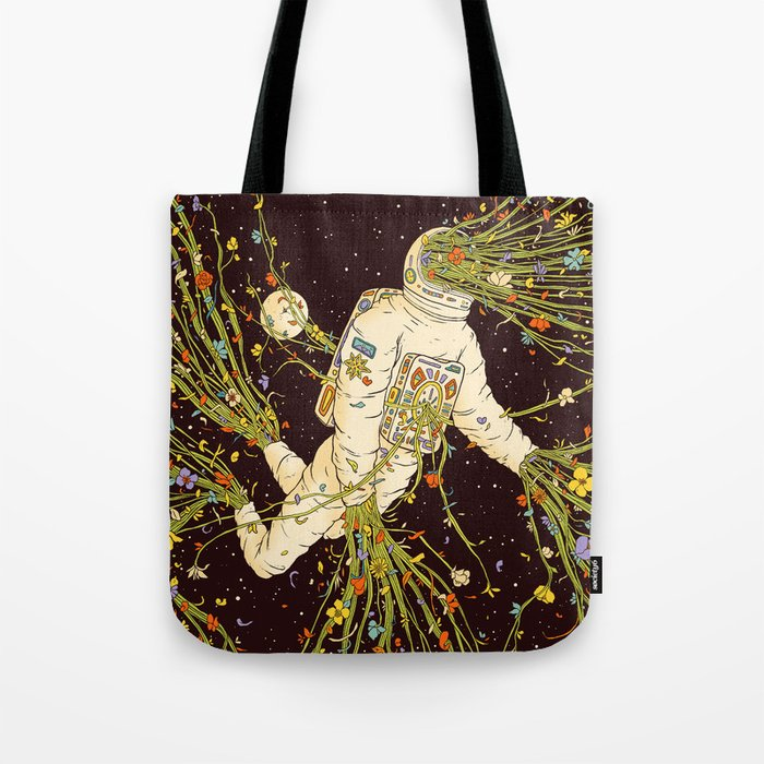 Still Living (Out of Body) Tote Bag