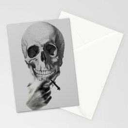 skull#05 Stationery Cards
