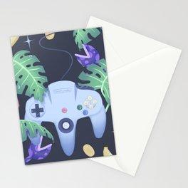 64 Bit Nostalgia Stationery Cards