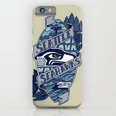 Go Hawks iPhone 6s Slim Case