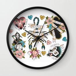 Feminist Valentine Wall Clock