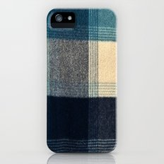 Abstract Flannel iPhone (5, 5s) Slim Case