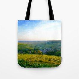 Champs Fertiles Tote Bag