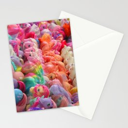 My Little Pony Horse Traders Stationery Cards