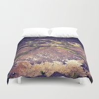 hawaii Duvet Covers featuring Hawaii by Slow Toast