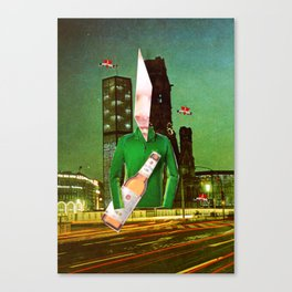 Normal Life · ZombieLand · Lost Johnny Canvas Print