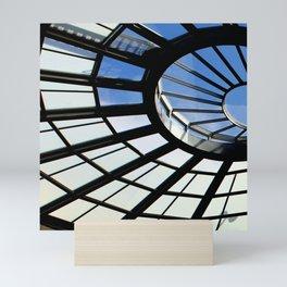 Light From The Sky Mini Art Print