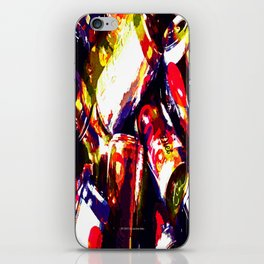 Diet Coke 008 iPhone Skin