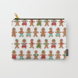 Gingerbread Bonanza Carry-All Pouch