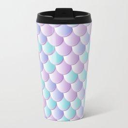 Magic mermaid scales, 01 Travel Mug