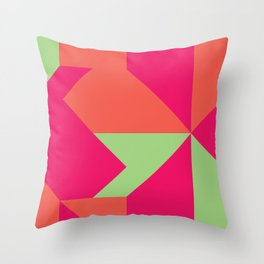 sweet composition Throw Pillow