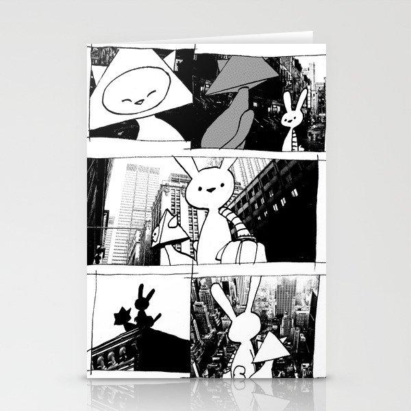 minima - vue Stationery Cards
