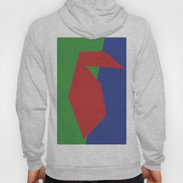 Minimalism Abstract Colors #19 Hoody