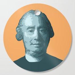 David Hume Cutting Board