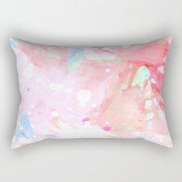 Bubble Gum Rectangular Pillow