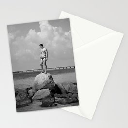 Thinker Stationery Cards