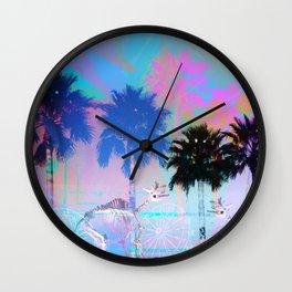 Rock Your Bones Wall Clock