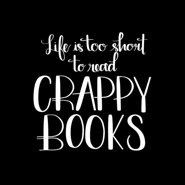 Crappy Books Comforters