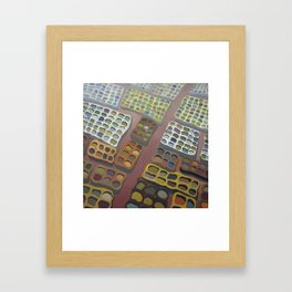 Toxic Tailings Framed Art Print