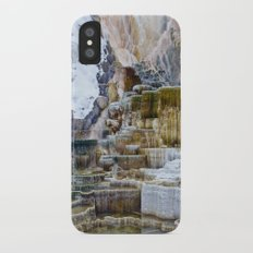 Yellowstone Hot Springs Slim Case iPhone X