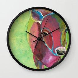 Miss Cornelia Wall Clock