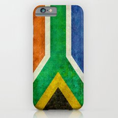 National flag of the Republic of South Africa iPhone 6 Slim Case