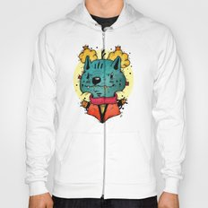 Wolfy (Color Version) Hoody