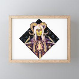 Lightforged Framed Mini Art Print