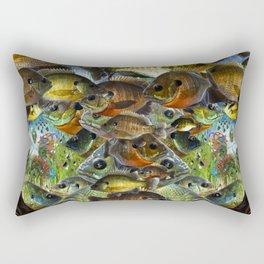 Co-dependent Arising Rectangular Pillow