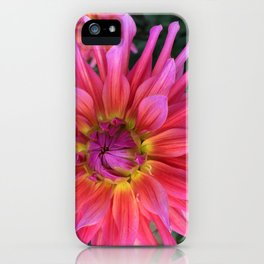Lynette Dahlia iPhone Case