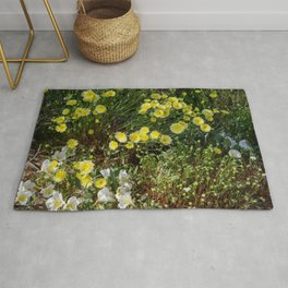 Desert Wildflowers - 7268 Rug