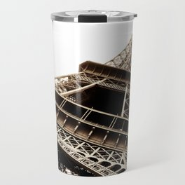 Eiffel Tower Material Travel Mug