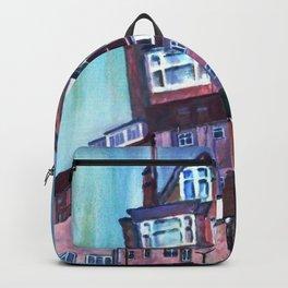 Hotel of the Slow Death - Harrow - London Backpack