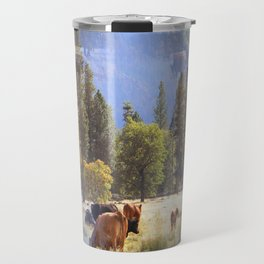 Another place in another time... Travel Mug