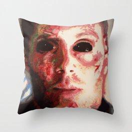 Supernatural: Demon Dean Throw Pillow