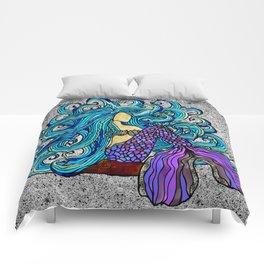 2017 Blue Mermaid Comforters