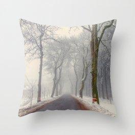 Karłów Throw Pillow
