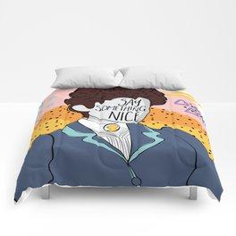 Hey Missy! Comforters