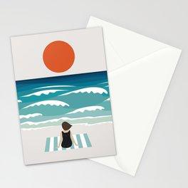 Cat Landscape 62 Stationery Cards